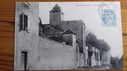 CPA BOURBON LANCY - France