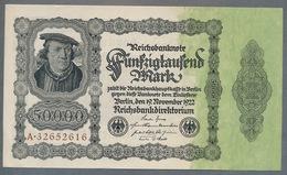 P79 Ro79a DEU-90a  - 50 000 Mark Impression Du Reichs  UNC NEUF - 50000 Mark