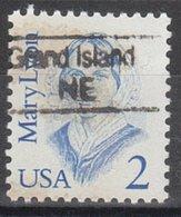 USA Precancel Vorausentwertung Preo, Locals Nebraska, Grand Island L-2 HS - Vereinigte Staaten