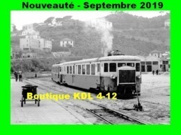 AL 587 - Autorail Billard A 210 D N° 101 - BASTIA - Haute-Corse - CFC - Bastia