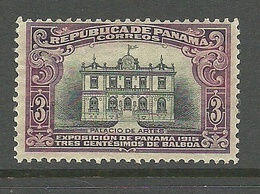 PANAMA 1915 Michel 90 (*) - Panama
