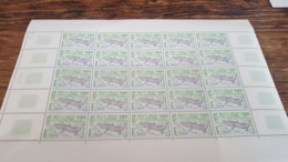 LOT 487174 TIMBRE DE ANDORRE NEUF** LUXE FEUILLE - French Andorra