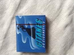 GITANES  Paquet Neuf  Contenant 20 Cigarettes - Autres