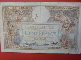 FRANCE 100 FRANCS 1934 CIRCULER (B.6) - 1871-1952 Antichi Franchi Circolanti Nel XX Secolo
