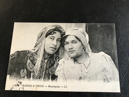 6319 - SCENES & TYPES Mauresques - Algeria