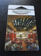 Hotelkarte Room Key Keycard Clef De Hotel Tarjeta Hotel    RAMADA EXPRESS LAUGHLIN PASSAGIO - Télécartes