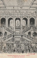 PARIS : Grands Magasins Du Louvre. Le Hall Des Soieries. - Autres