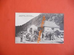 Tarjeta Postal - Post Card - LOS PIRINEOS - Valle De Aran  - PONTAU - Puesto De Los Carabinieros - Espagne
