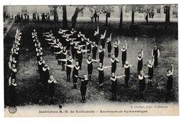 Loire SAINT ETIENNE Institution  N.D. De Valbenoite Exercises De Gymnastique - Saint Etienne