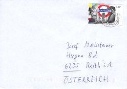 Auslands - Brief Von 13055 Berlin Altenschönhausen Mit 110 Cent Beat Club 2020 - BRD