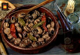CARACOLES A LA CATALANA  PUB IBERIA - Recettes (cuisine)