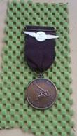 Medaille :Netherlands  - Politie Sport Ver. Renkum Airborne 1 +2 -   Nederland / Vintage Medal - Walking Association - Nederland