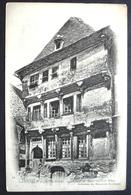 CPA 22 LAMBALLE - Maison En Bois - Collection Des Monuments Historiques Précurseur - Réf. H 09 - Lamballe