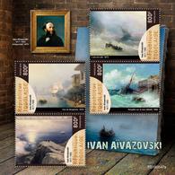 Togo. 2019 Ivan Aivazovsky. (0547a)  OFFICIAL ISSUE - Künste