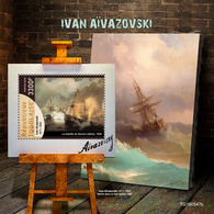 Togo. 2019 Ivan Aivazovsky. (0547b)  OFFICIAL ISSUE - Arts
