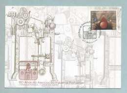 FDC, Portugal, 150 Anos Da Associação Industrial Portuense, Mark CTT Lisboa 30/4/1998   (2 Scans) - FDC
