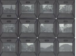 12 Folien (Dias, Slides, Diapositives) Aus Bad Neuenahr-Ahrweiler Und Umgebung (1976) - Diapositives