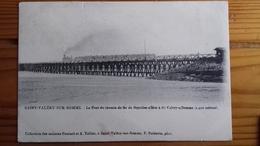 CPA SAINT VALERY SUR SOMME - Saint Valery Sur Somme