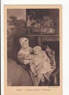CPA Histoire - Les Enfants De Charles 1er D'Angleterre - ( Van Dyck ) -  Achat Immédiat - (cd022 ) - Geschiedenis