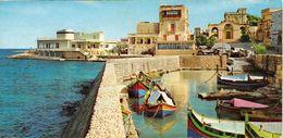 Malta St. Paul's Bay (14 X 7 Cm) - Malta