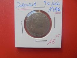 SARDAIGNE 20 SOLDI 1796 ARGENT(BILLON) (A.4) - Regional Coins
