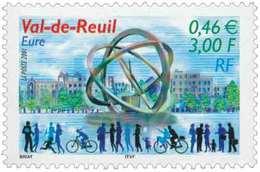 Val-de-Reuil Eure Yvert & Tellier N°3427 - Ungebraucht