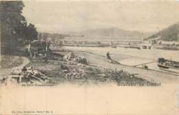 Belgique - Souvenir De Dinant - Nels Série7 N° 2 : Le Pont D'Anseremme - Dinant