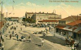 SOUTH AFRICA - City HAll And Post Office Kimberley - - Südafrika