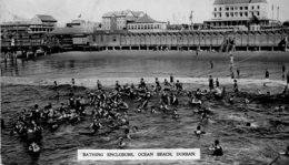 SOUTH AFRICA -  RPPC Bathing Enclosure Ocean Beach DURBAN - Südafrika