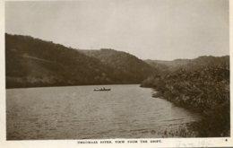 SOUTH AFRICA - Umkomaas River From The Drift 1916 RPPC - Südafrika