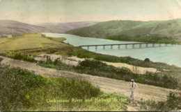 SOUTH AFRICA - Umkomaas River And Railway Bridge - PM 1920 - Südafrika