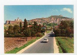 CPM:  ITA - ASSISI - PANORAMA AVEC LA BASILIQUE ET LE COUVENT DE St FRANÇOIS - - Italy