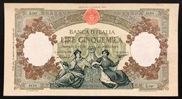 5000 Lire Regine Del Mare Medusa 13 08 1956 Pressata Bb+ LOTTO 3107 - [ 2] 1946-… : Repubblica