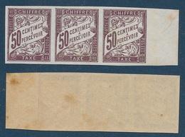 COLONIES FRANCAISES 1893/1908 YT Taxe 23** - Taxes