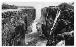 Zambie - Chutes Victoria - Victoria Falls - (Ex Rhodésie Et Nyasaland) - Zambia