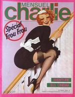 MENSUEL CHARLIE   °° N° 18 SPECIAL FROU FROU  SEPTEMBRE 1983 - Kranten