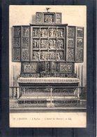29. Crozon. L'église. L'autel Des Martyrs - Crozon