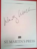Wendy Walsh  Author - Autogramme & Autographen