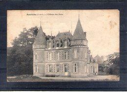 37. Autrèche. Château Des Haies - Andere Gemeenten