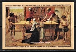 (131) St.Christopher Nevis Anguilla--Mi:_Nr. Block 7/ Weihachten 1979, **/ MNH Pracht - Stamps