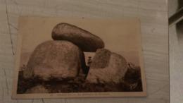 CPA - 32. TREGUNC  -  Le Dolmen Le Kérouel - Trégunc