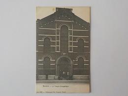 1900 CP Roulers Roeselare Le Temple Evangélique N° 2767 De Graeve - Roeselare