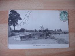 1905 Jargeau Bords De Loire Moulin A Vent 1904 - Jargeau