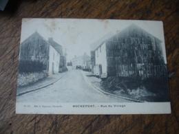 Rochefort Belgique 1908 Rue Du Village - Rochefort