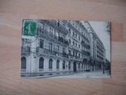 Vichy Hopital Temporaire 45 Hotel Ambassadeurs Et Thermal Guerre 14.18 - Guerra 1914-18