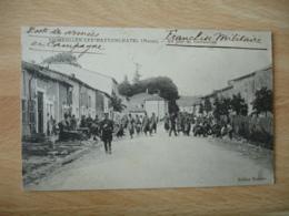 Vigneulles Lez Hattonchel  Jour De Manoeuvres - France