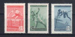 Jugoslavia 1948--  Giochi Balcanici  -- **MNH - 1945-1992 Repubblica Socialista Federale Di Jugoslavia
