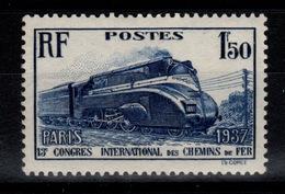 YV 340 N** Locomotive Train Cote 18 Euros - France