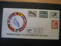 Österreich 1962- Internationale Schiflugwoche Am Kulm - 1961-70 Covers