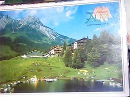 AUSTRIA Dienten Am Hochkonig - Alpengasthof - Hotel Übergossene Alm VN1990 HJ3908 - Dienten